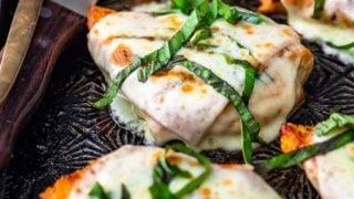 Cheesy Chicken Prosciutto Recipe