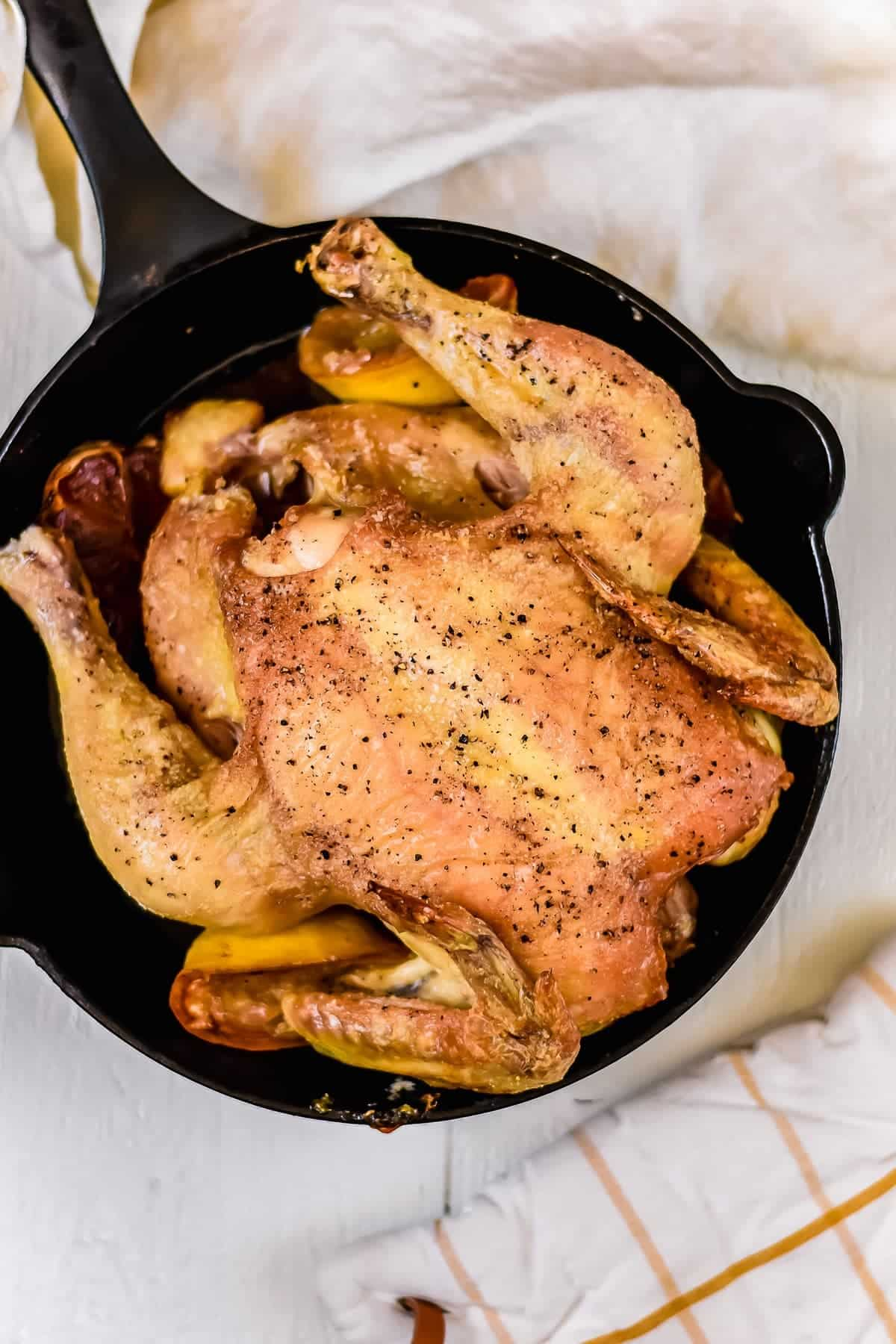 how to roast chicken step by step