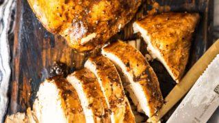 Marinated Baked Lemon Pepper Chicken Recipe