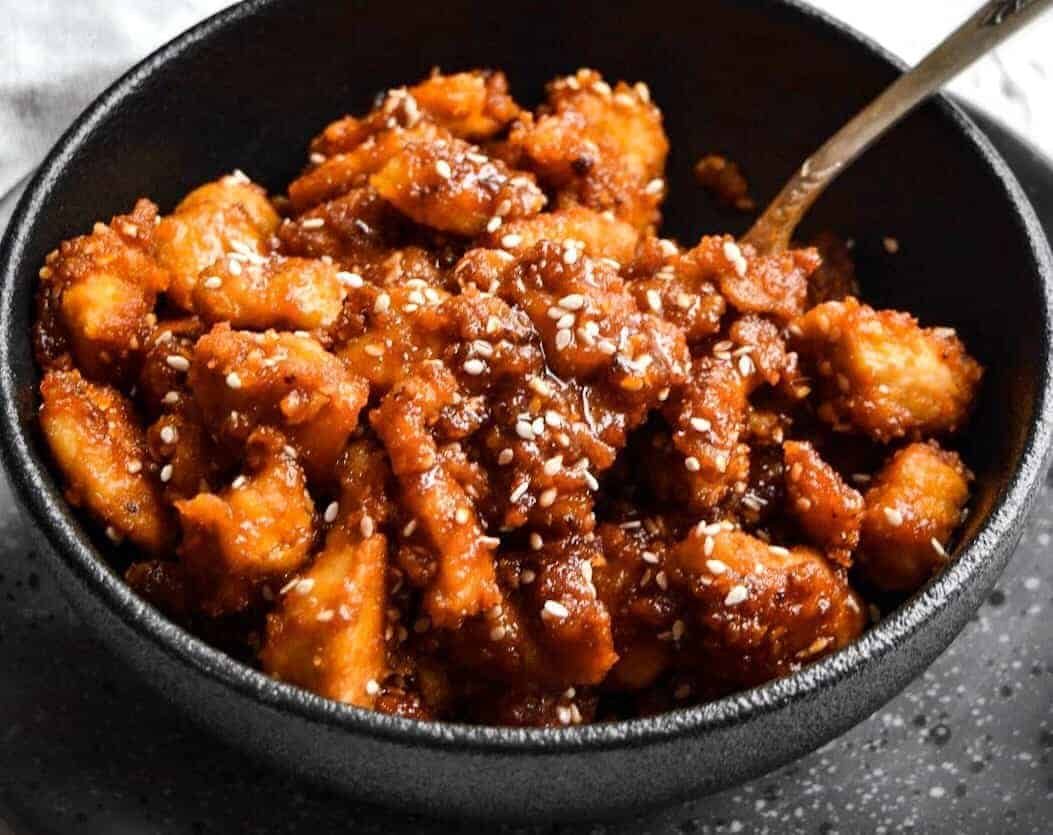 Honey Sesame Chicken Recipe Easy Chicken Recipes Video