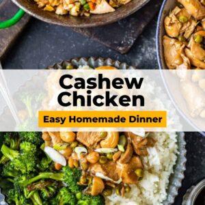 cashew chicken pinterest