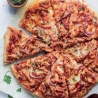 Bbq Chicken Pizza Recipe Easy Chicken Recipes Video
