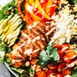 featured southwest chicken salad