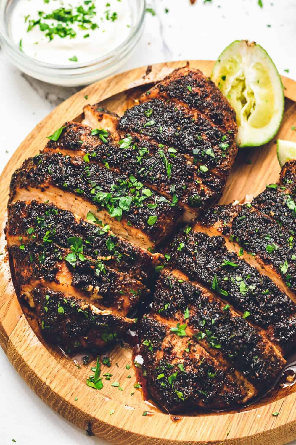 Blackened Chicken Recipe - Easy Chicken Recipes (HOW TO VIDEO)