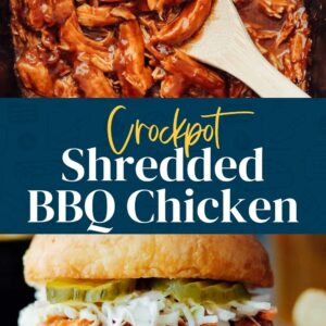 crockpot bbq chicken pinterest