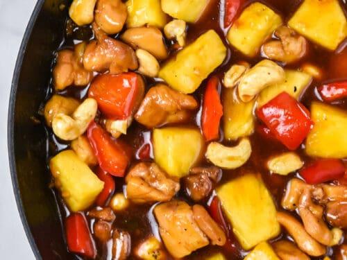 Pineapple Chicken Recipe - Easy Chicken Recipes