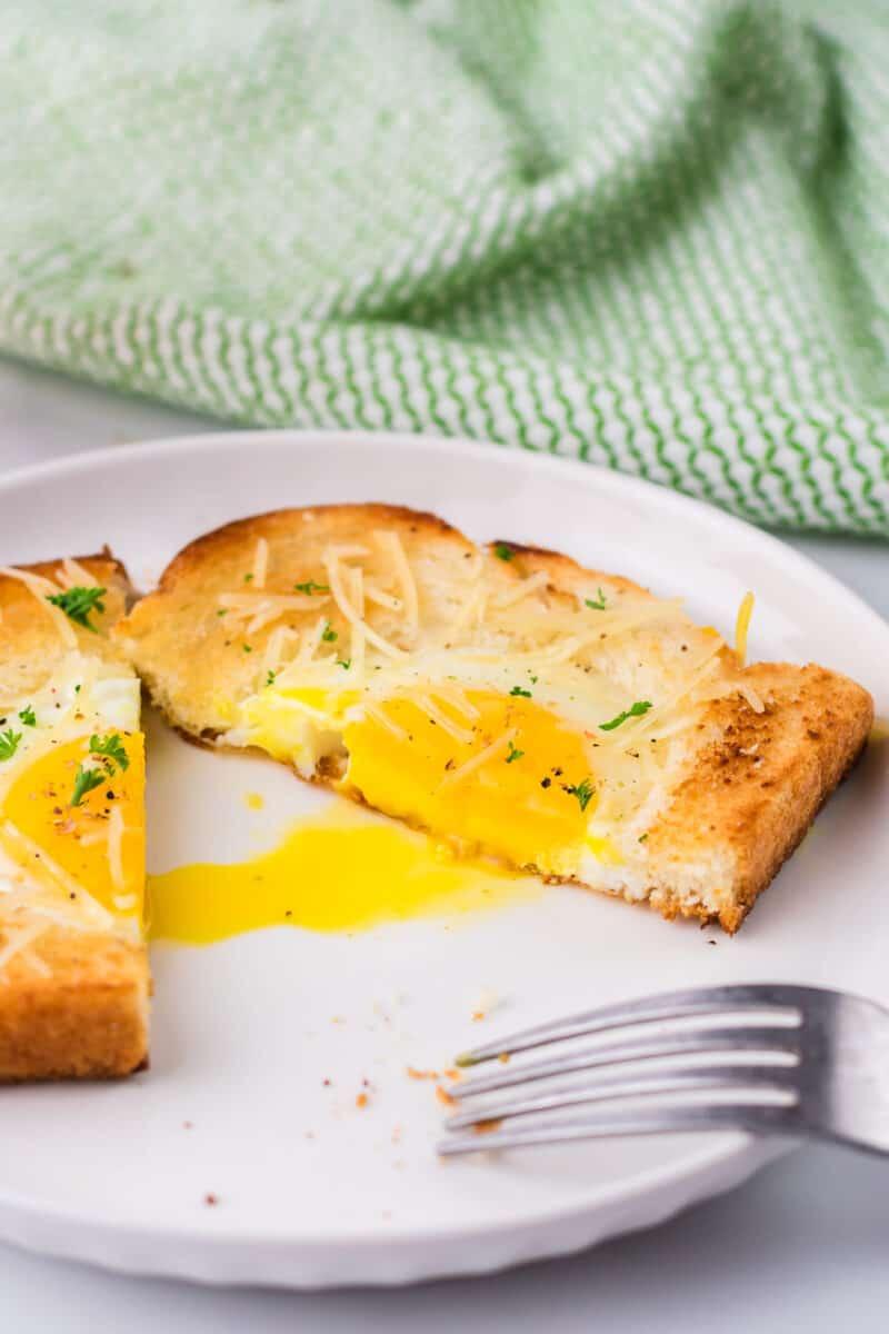 runny yolk