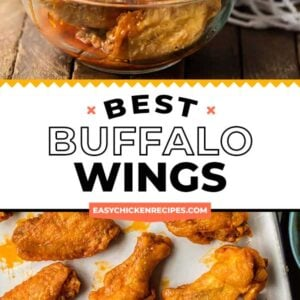 best buffalo wings pinterest collage