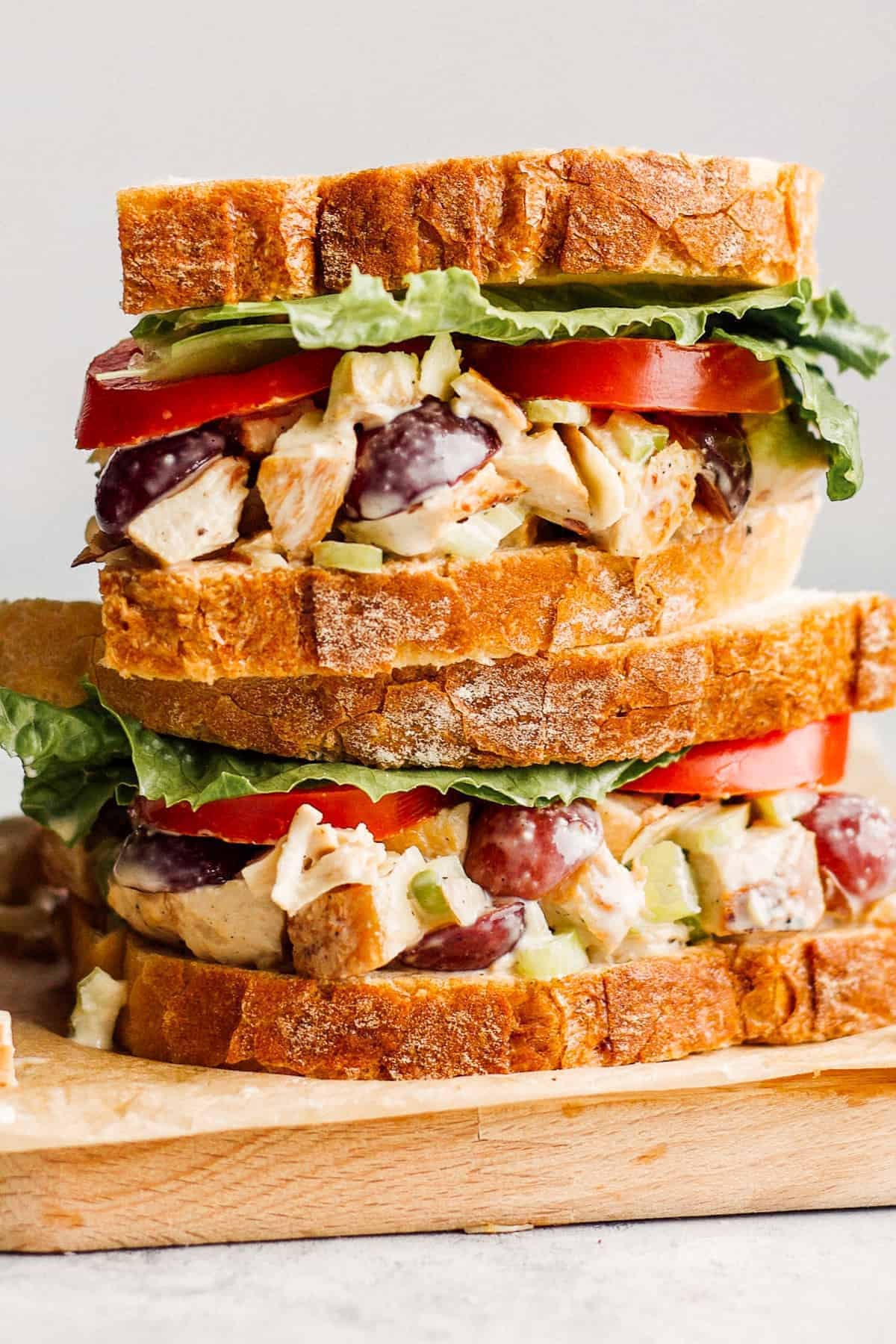 Napa Almond Chicken Salad Panera Copycat Recipe Easy Chicken Recipes