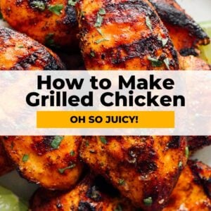 grilled chicken pinterest