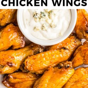 air fryer buffalo chicken wings pinterest