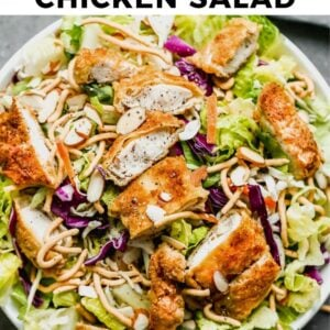 applebee's oriental chicken salad pinterest