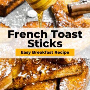 french toast sticks pinterest