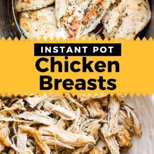 instant pot chicken breast pinterest