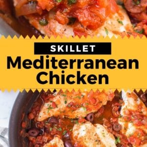 mediterranean chicken pinterest