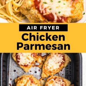 air fryer chicken parmesan pinterest