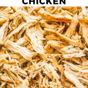 crockpot shredded chicken pinterest