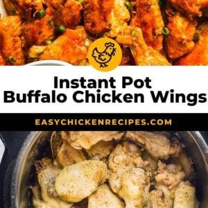 instant pot buffalo wings pinterest