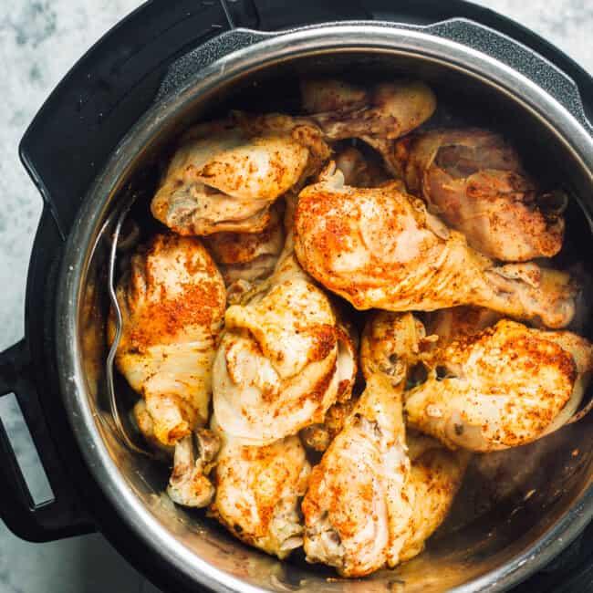 chicken drumsticks in instant pot