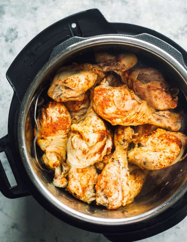 chicken drumsticks in instant pot