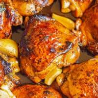 crispy beer chicken in sauce