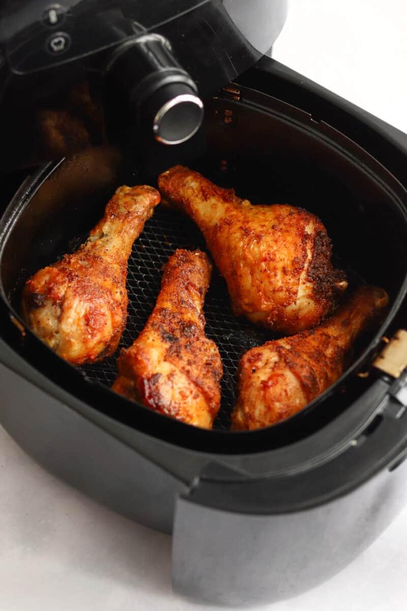 air fryer fried chicken in an air fryer