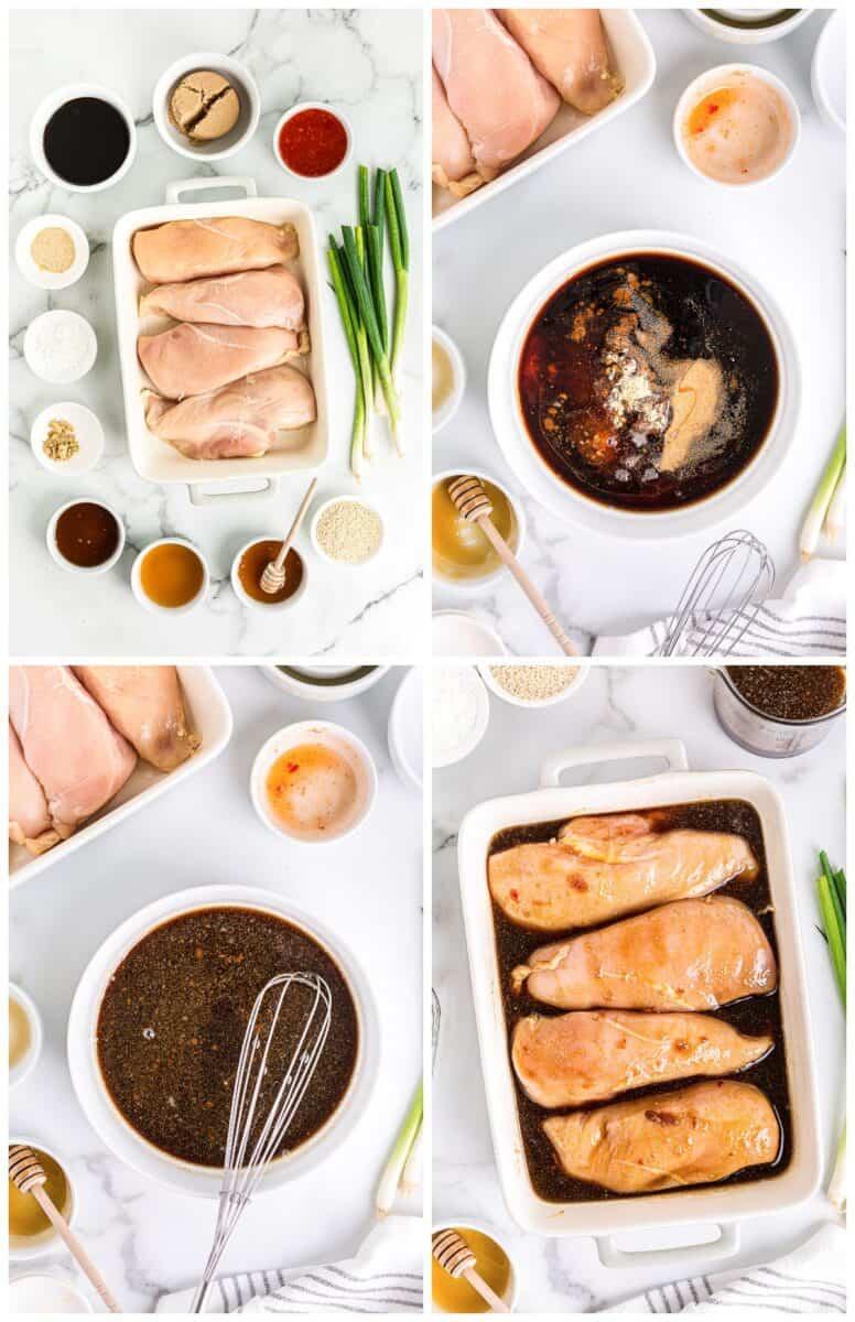 how to make chicken teriyaki marinade