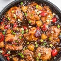 featured hawaiian chicken
