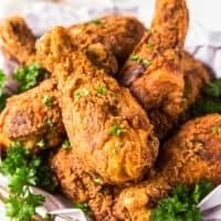 featured fried chicken