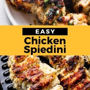 chicken spiedini pinterest