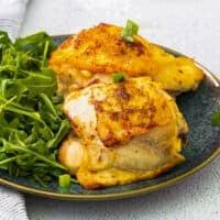 featured air fryer ranch chicken