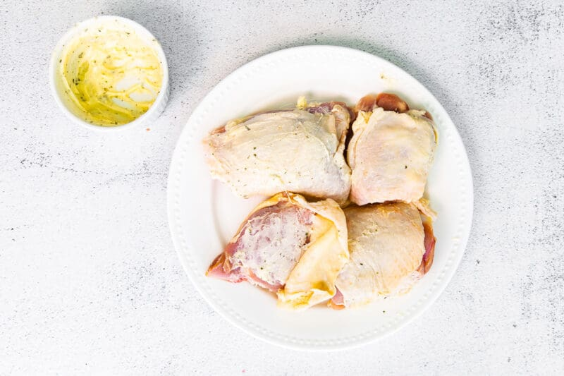 how to make air fryer ranch chicken